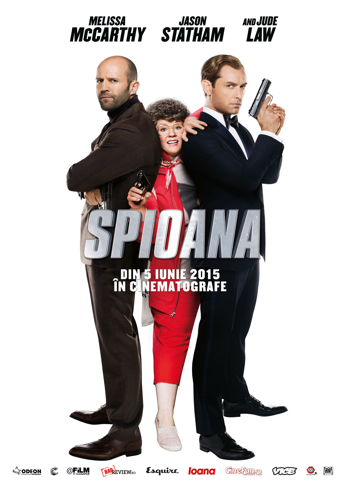 Spioana / Spy (Avanpremiera)