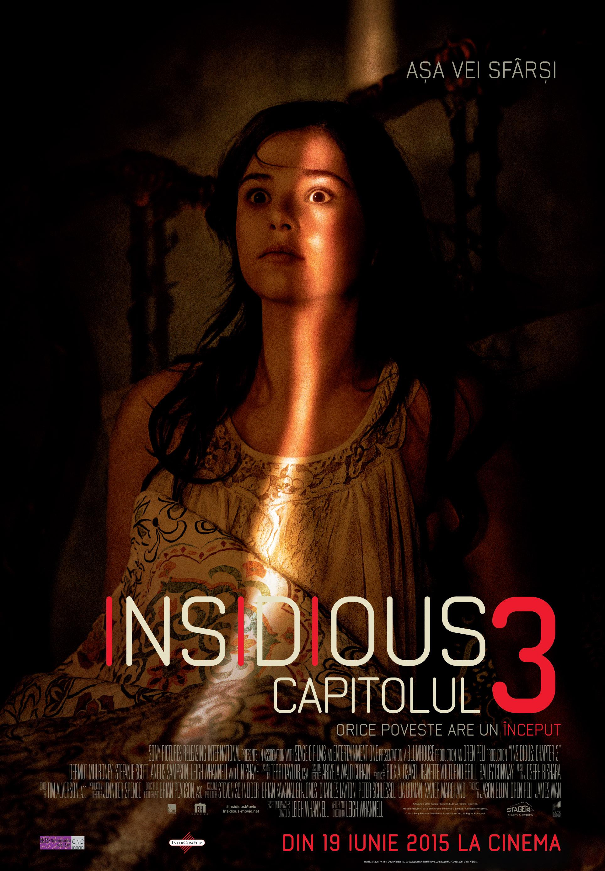 Insidious: Capitolul 3 / Insidious: Chapter 3 (Premiera)