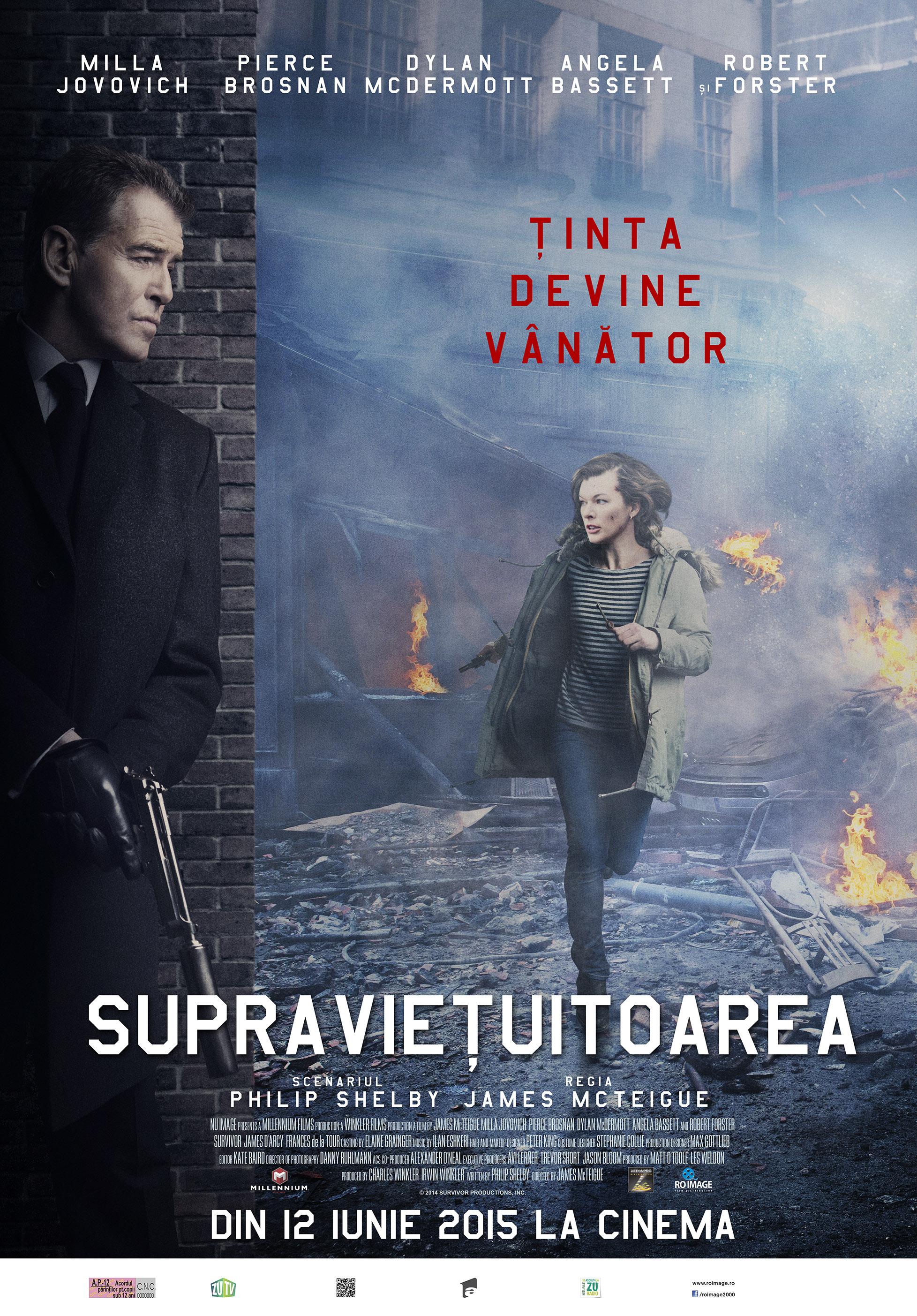 Supravietuitoarea / Survivor
