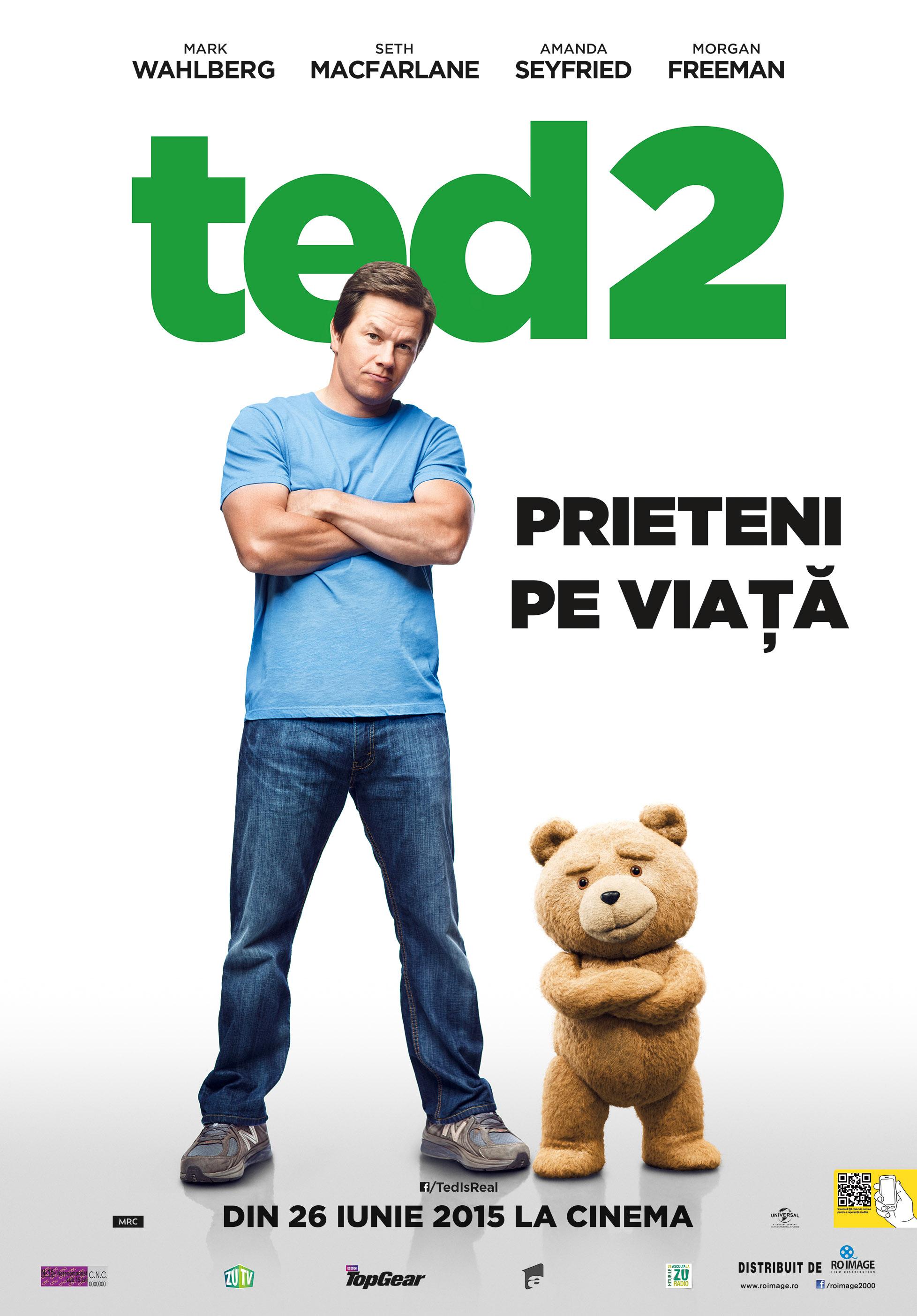 Ted 2 (Premiera)