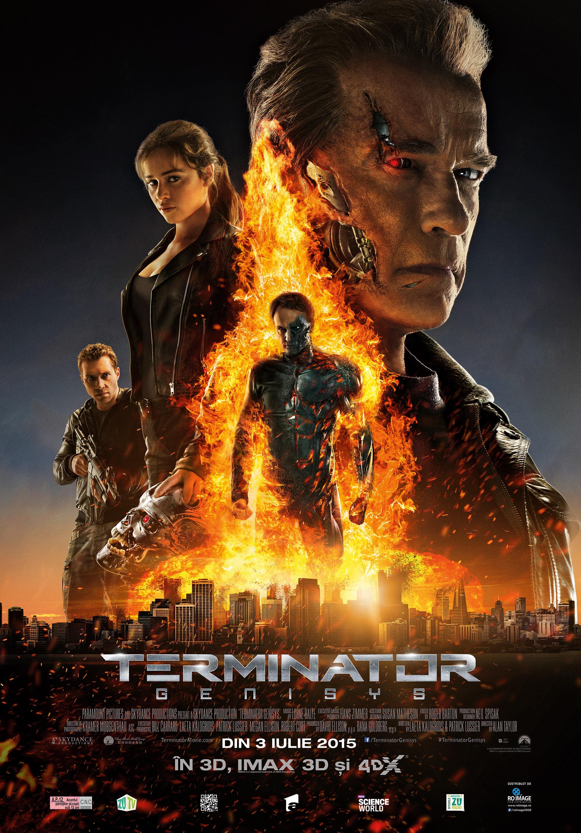 Terminator: Genisys – 3D (Avanpremiera)