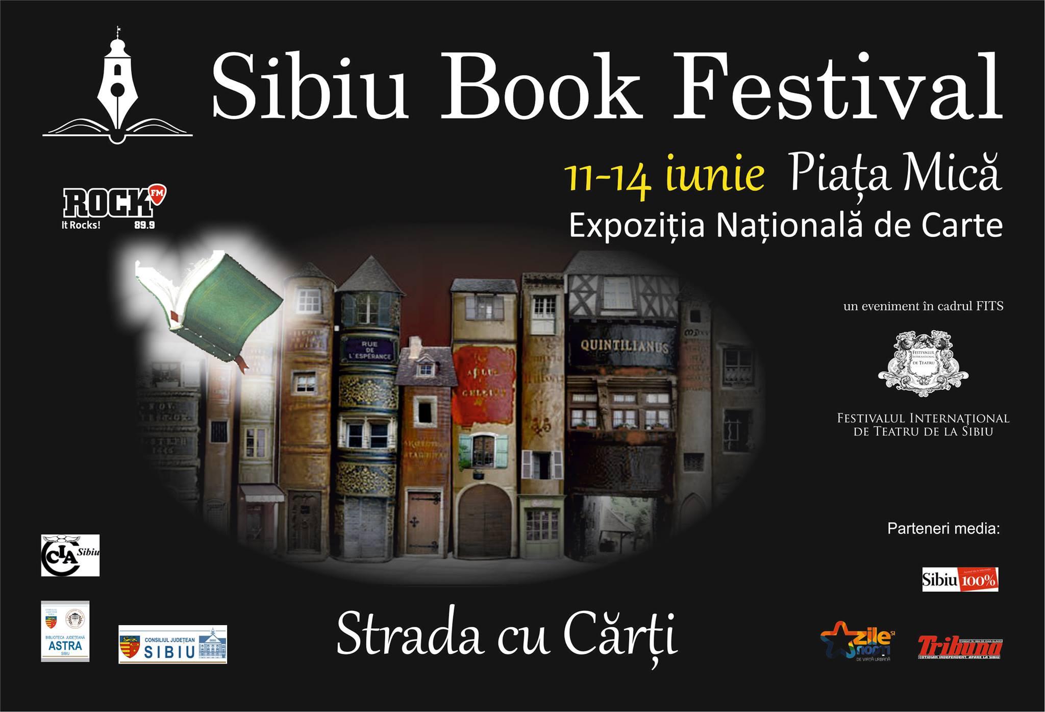 Sibiu Book Festival