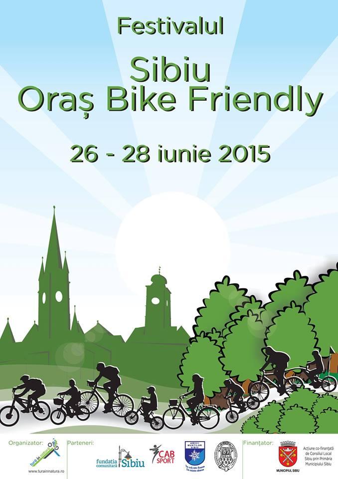 Sibiu - Oraş Bike Friendly