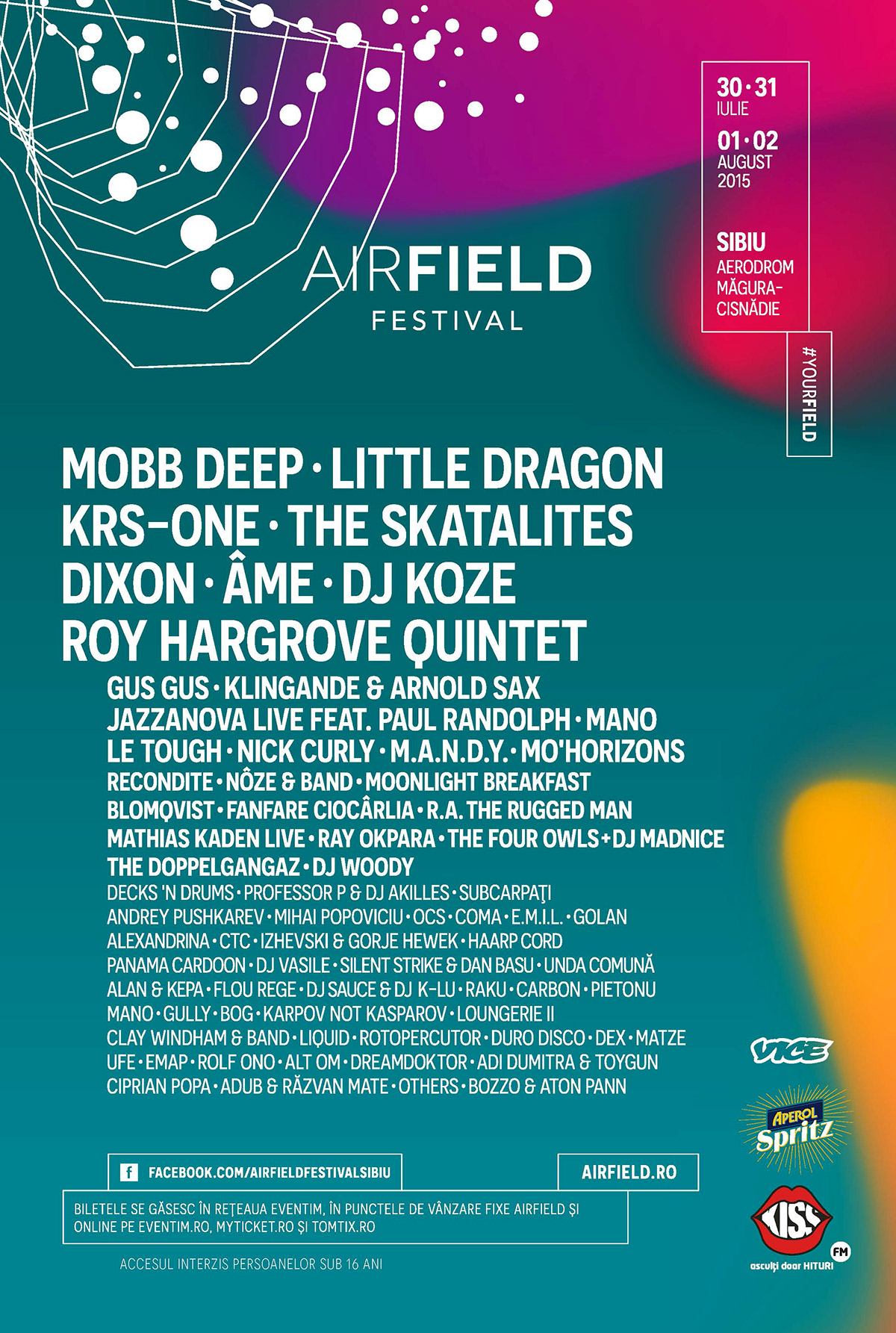 AIRFIELD FESTIVAL 2015