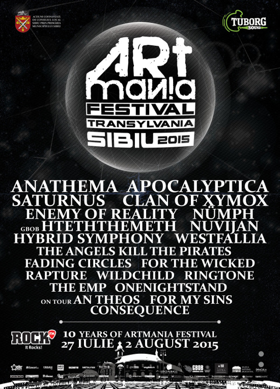 ARTmania Festival 2015