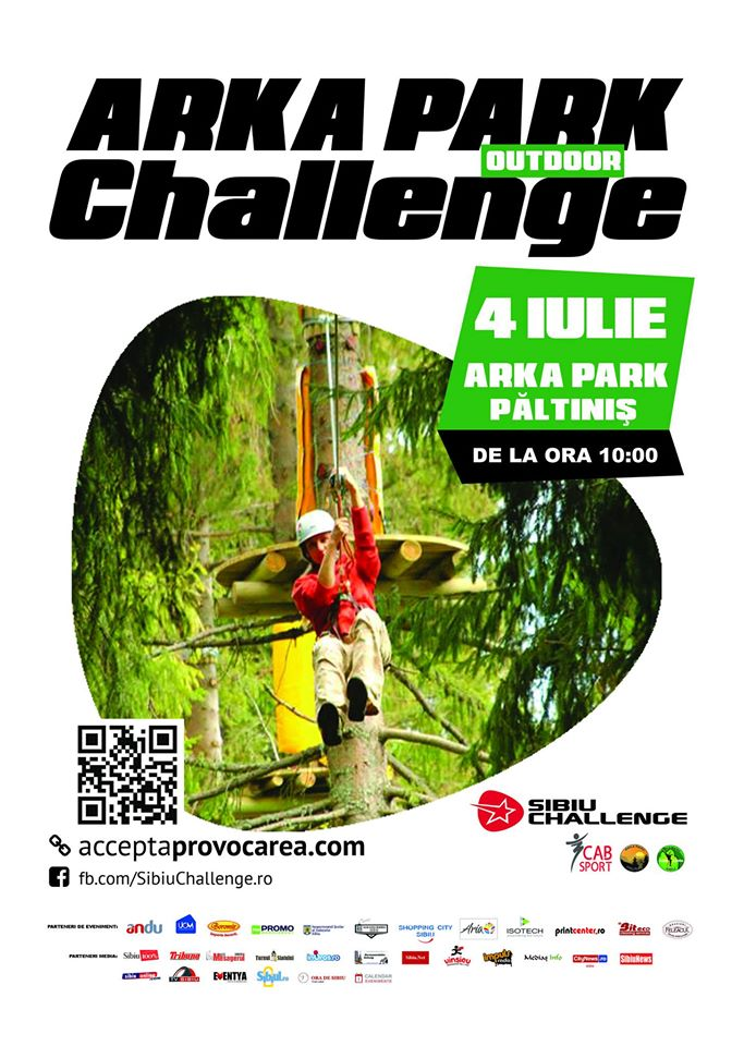 Arka Park Outdoor Challenge