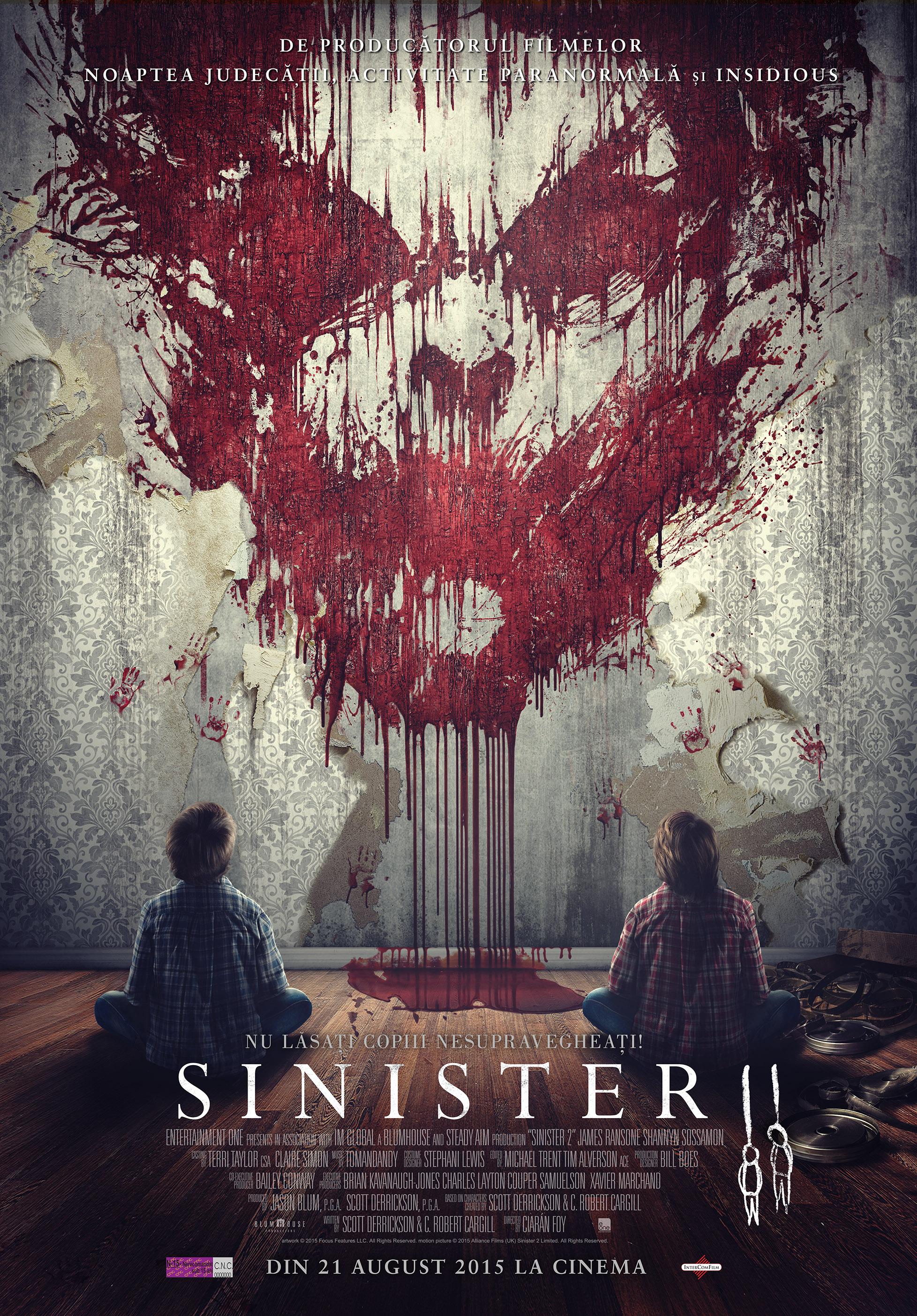 Sinister 2 (Premiera)