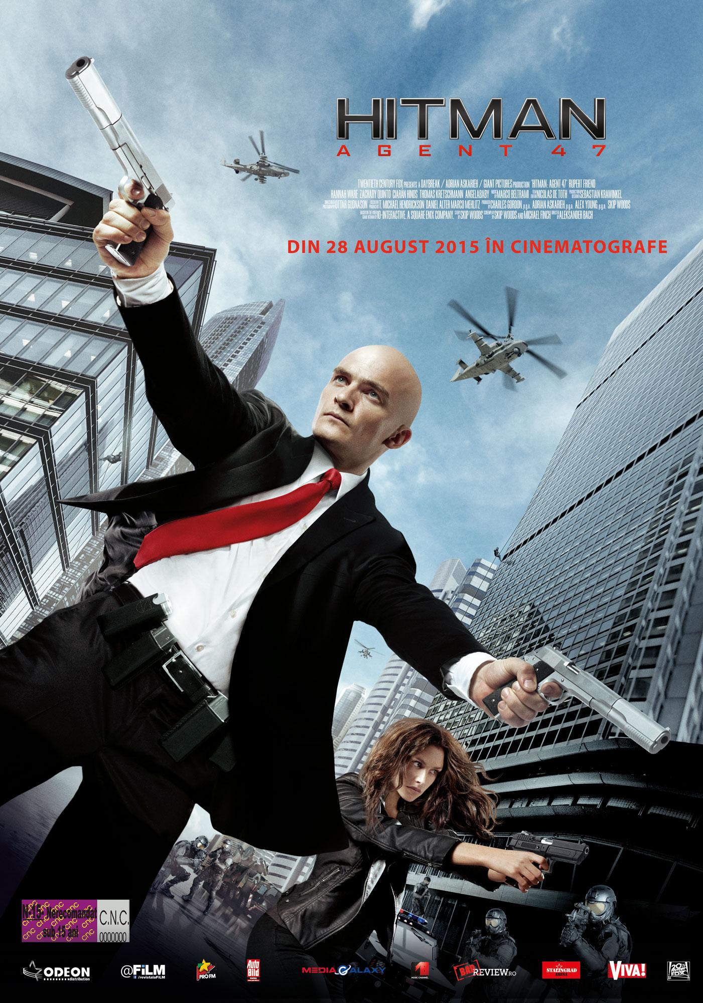 Hitman: Agent 47 (Premiera)