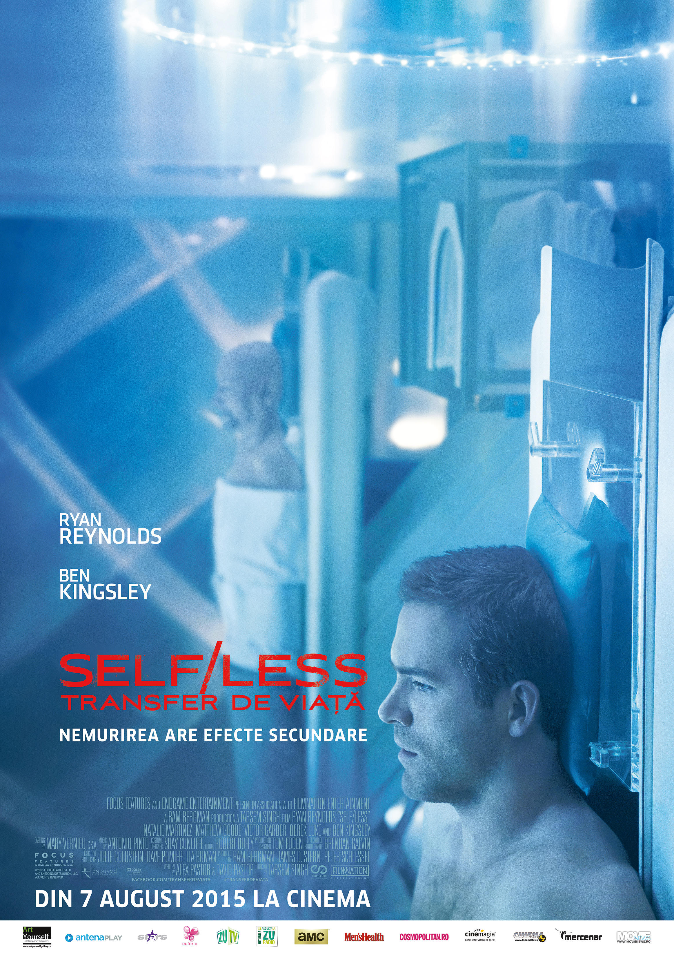 Self/Less: Transfer de viata (Premiera)