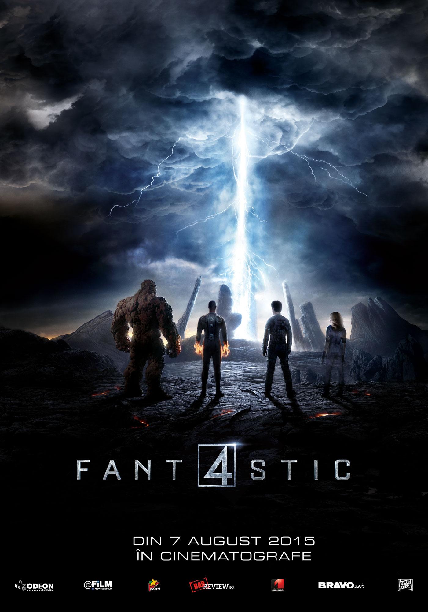 Fantastic 4 (Premiera)