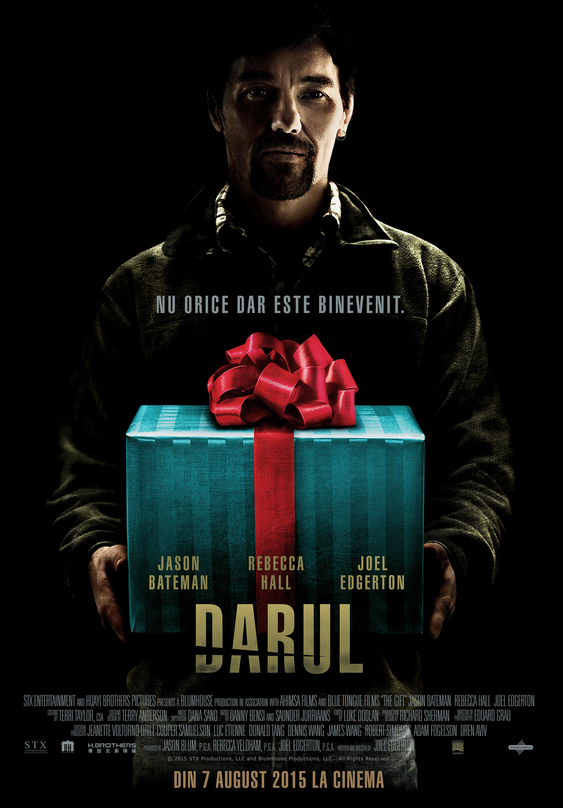 Darul / The Gift (Premiera)
