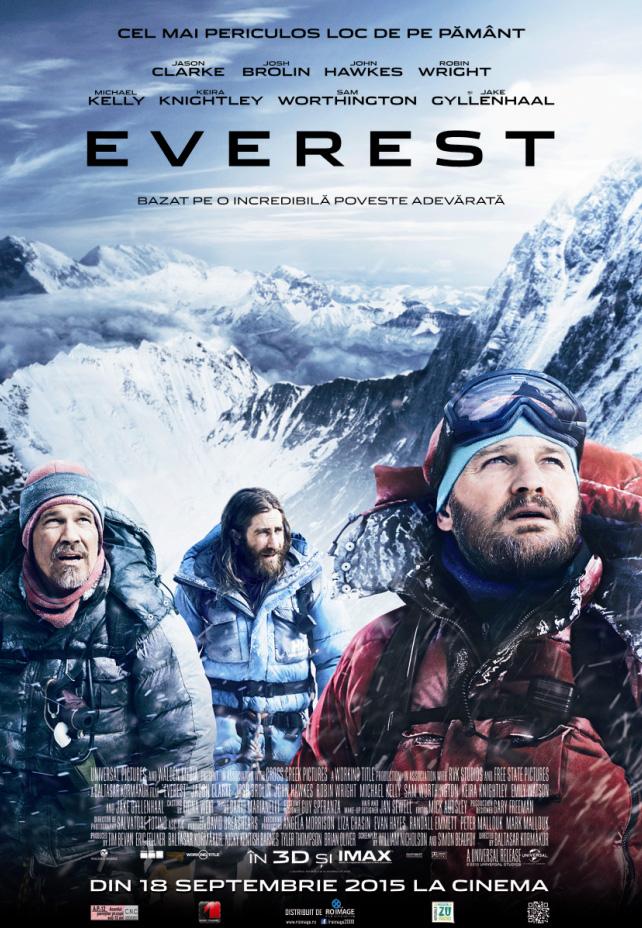 Everest – 3D (Premiera)