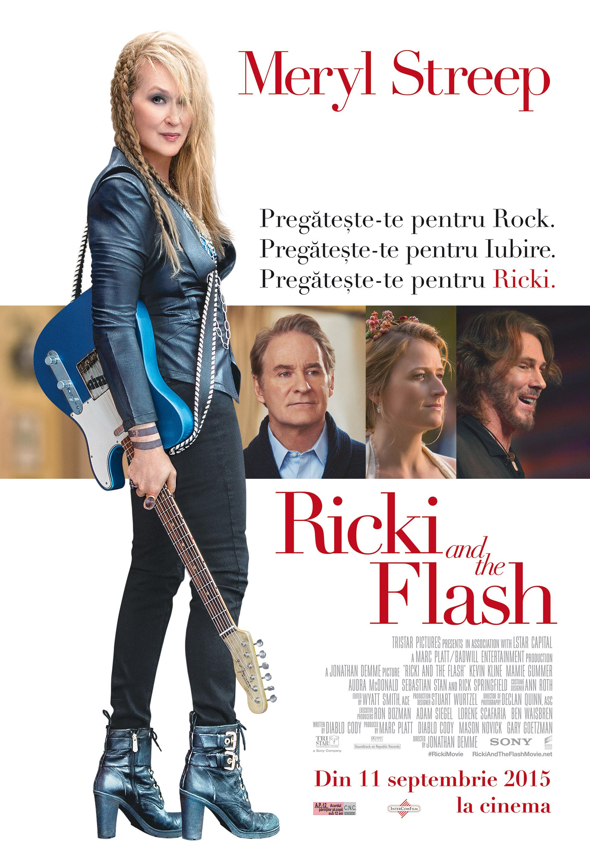 Ricki and The Flash (Premiera)