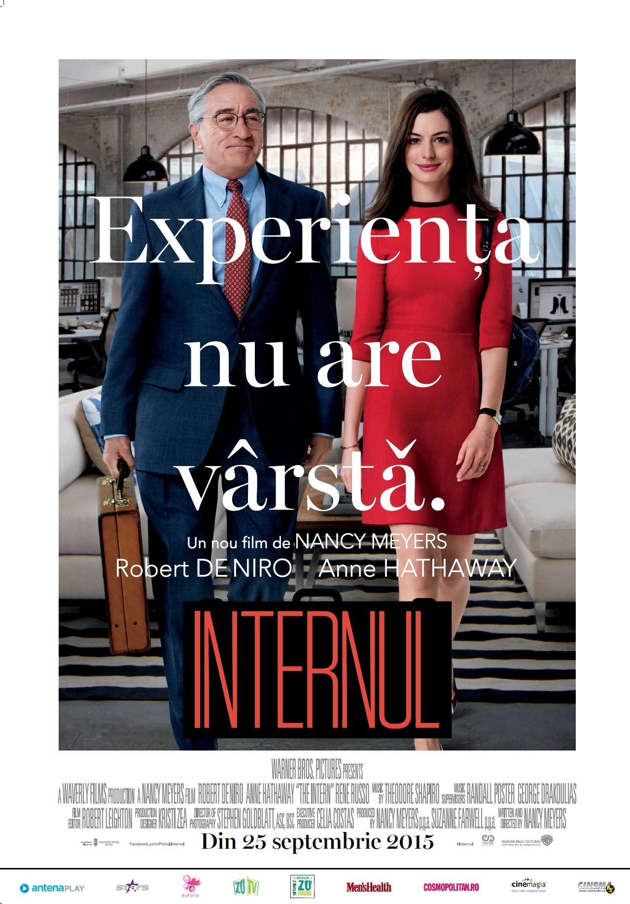 Internul / The Intern (Premiera)
