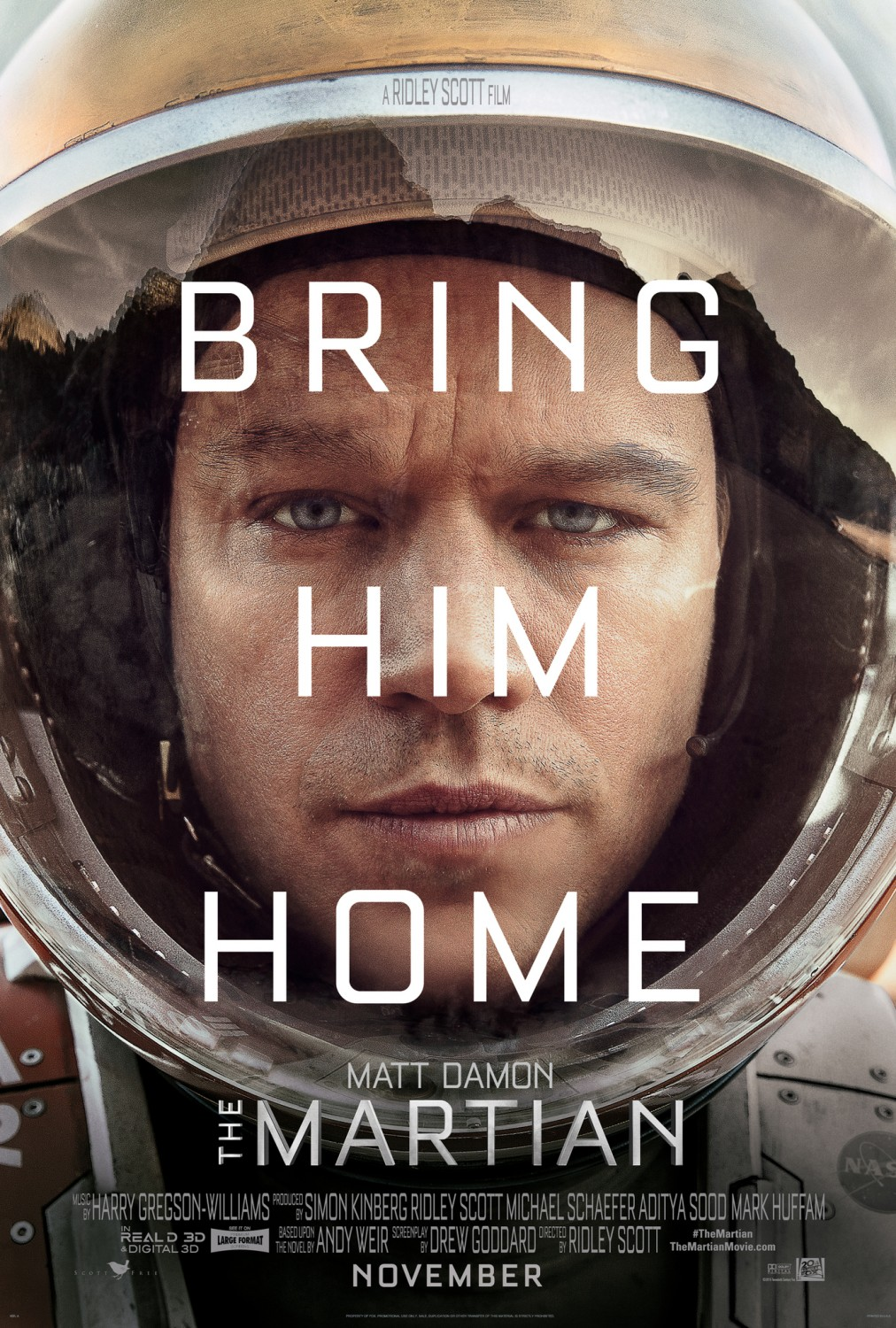 Martianul / The Martian (Avanpremiera mondiala)