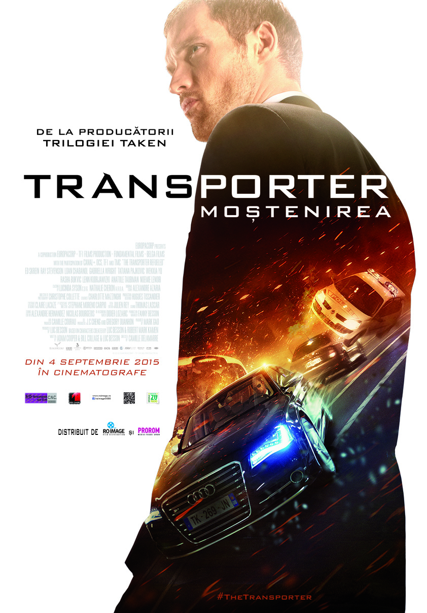 Transporter: Mostenirea / The Transporter Refueled (Premiera)