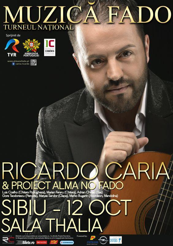 Turneul National Muzica Fado - Ricardo Caria