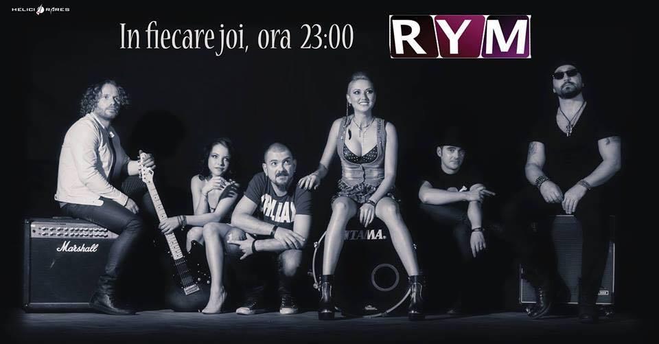 Seara live cu RYM