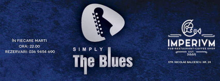 """CONCERT  """"SIMPLY THE BLUES"""""""