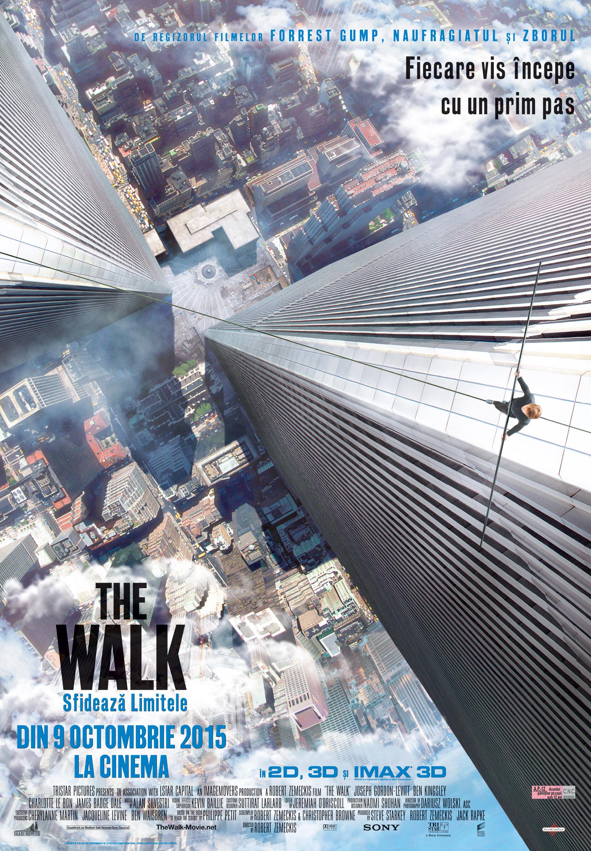 The Walk: Sfideaza limitele – 3D (Premiera)