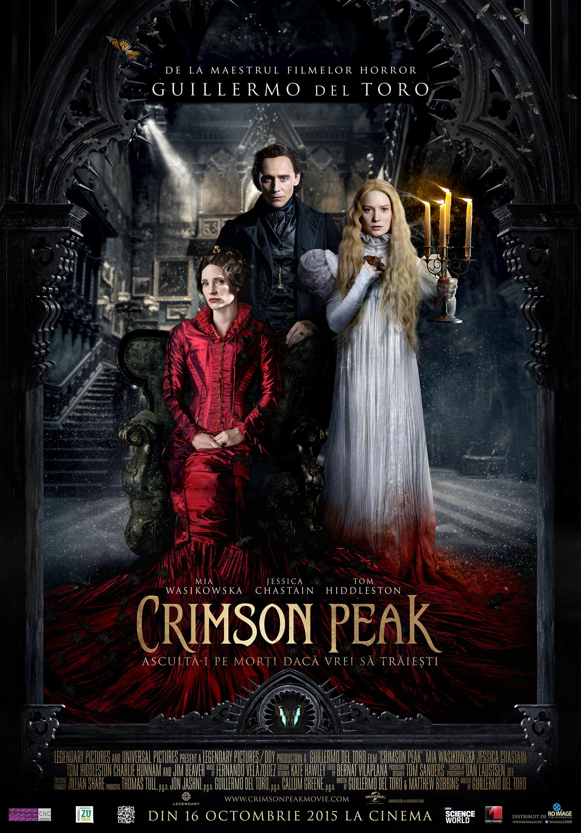 Crimson Peak (Premiera)