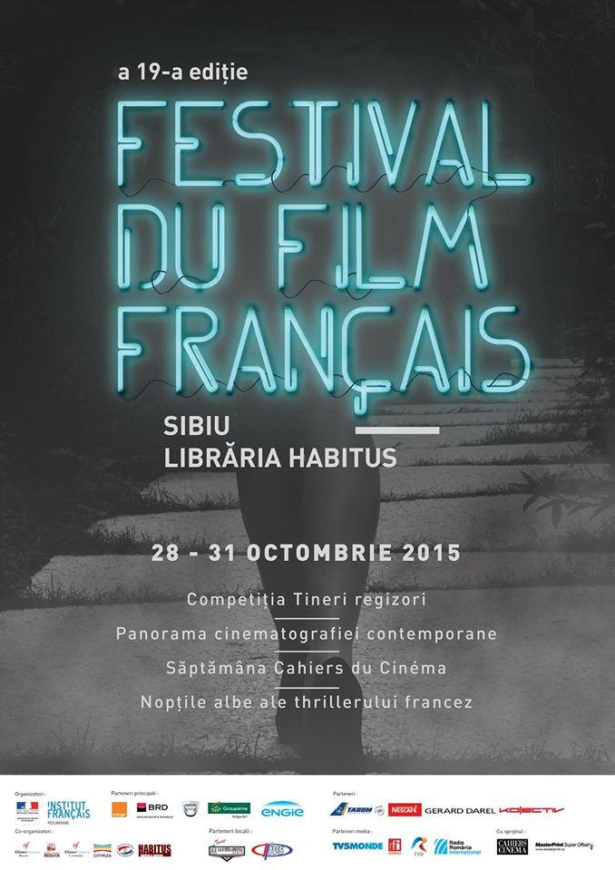 Festivalul de Film Francez la Sibiu