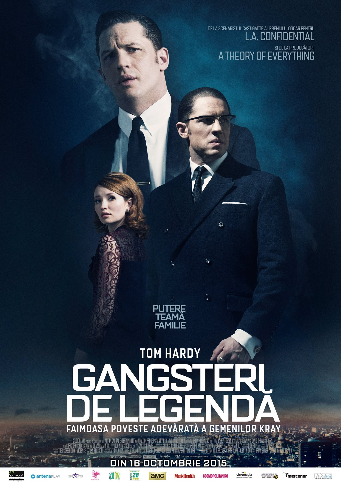 Gangsteri de Legenda / Legend (Premiera)