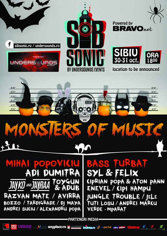 SibSonic Monsters of Music