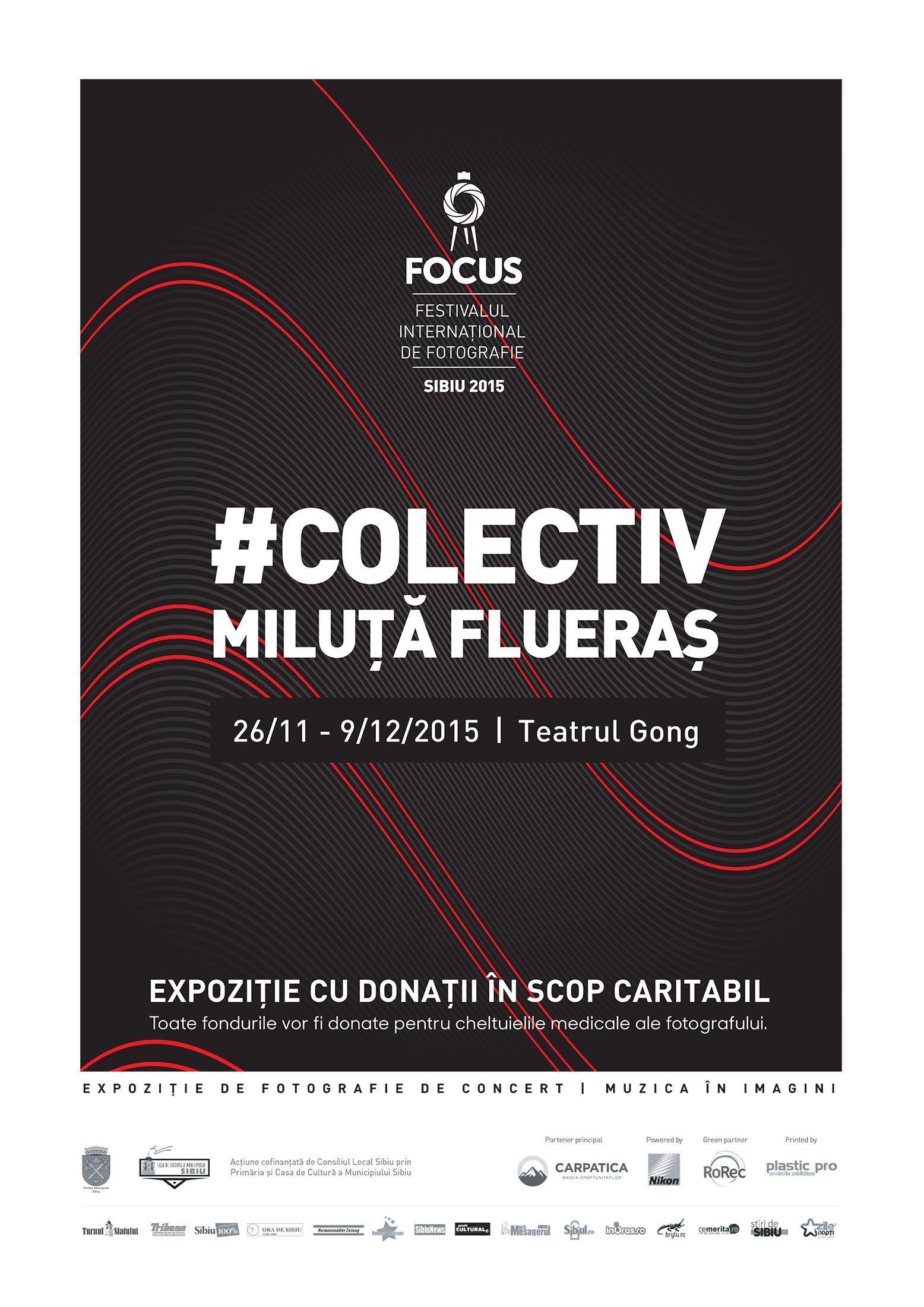 Focus Sibiu – Pentru Miluță Flueraș