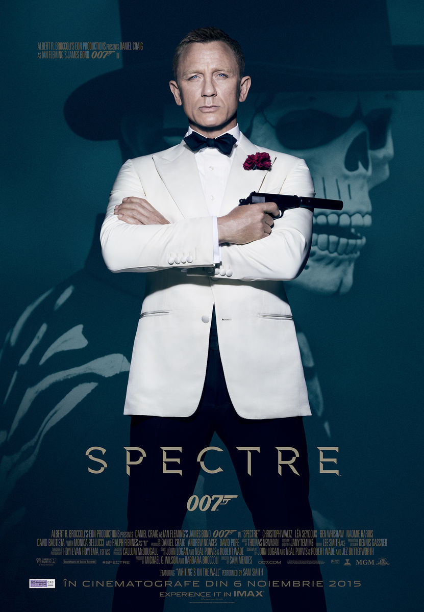 SPECTRE: James Bond 007 (Premiera)