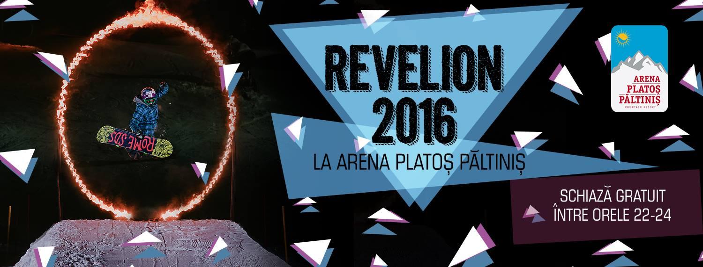 Revelion 2016 la Platos