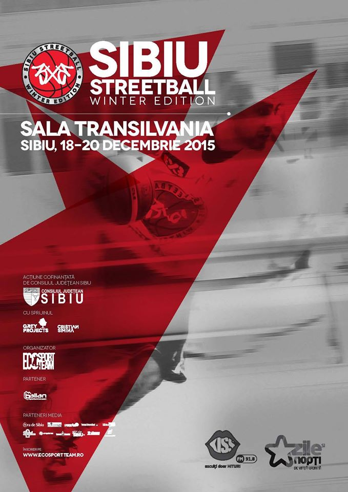 Sibiu Streetball Winter Edition