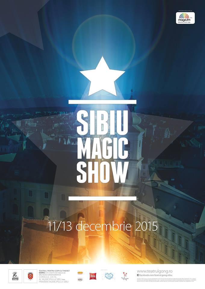Sibiu Magic Show