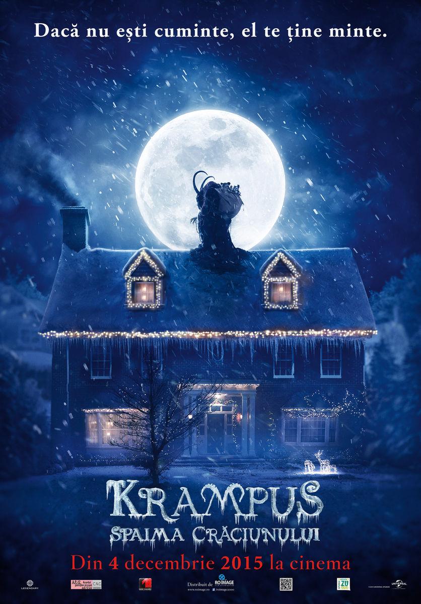 Krampus: Spaima Craciunului (Premiera)