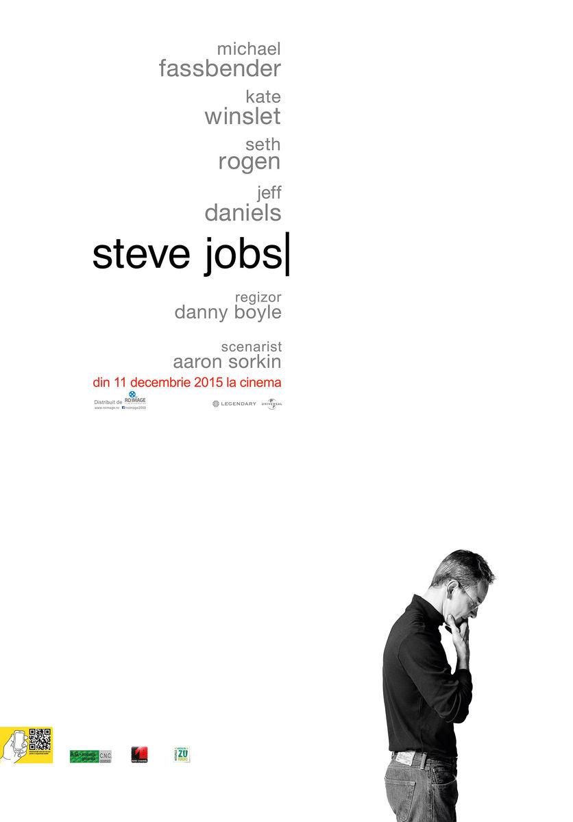 Steve Jobs (Premiera)