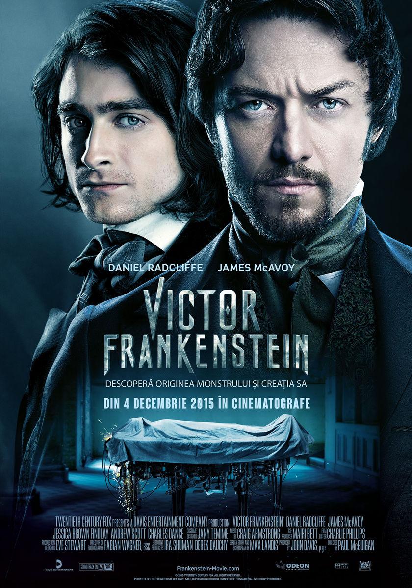 Victor Frankenstein (Premiera)