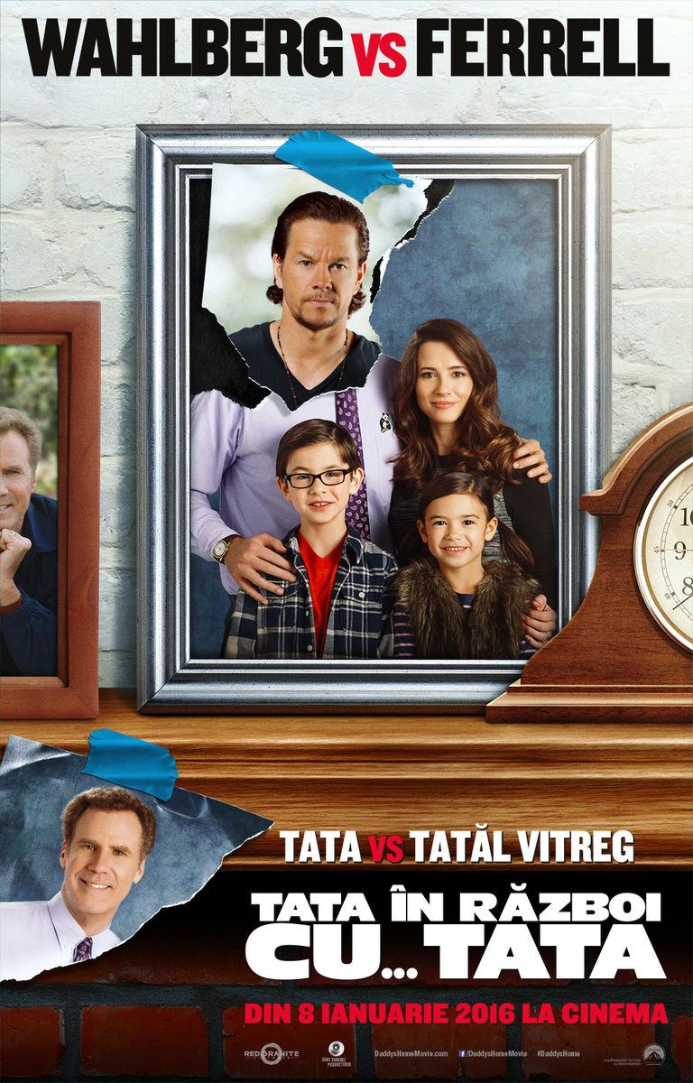 Tata in razboi cu… tata / Daddy's Home (Premiera)