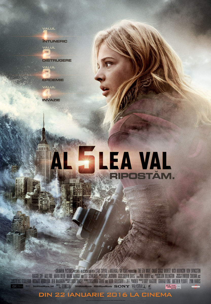 Al Cincilea Val / The 5th Wave (Premiera)