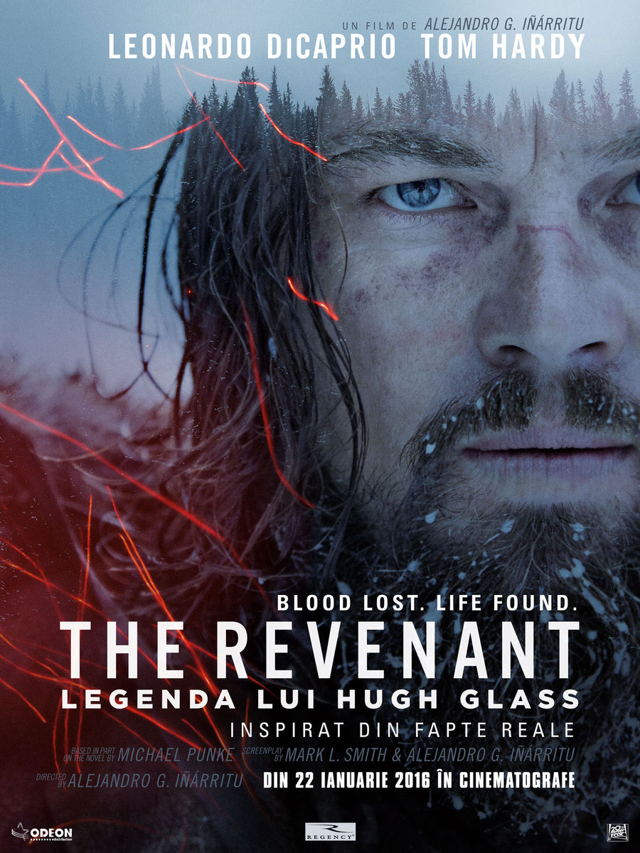 The Revenant: Legenda lui Hugh Glass / The Revenant (Avanpremiera)