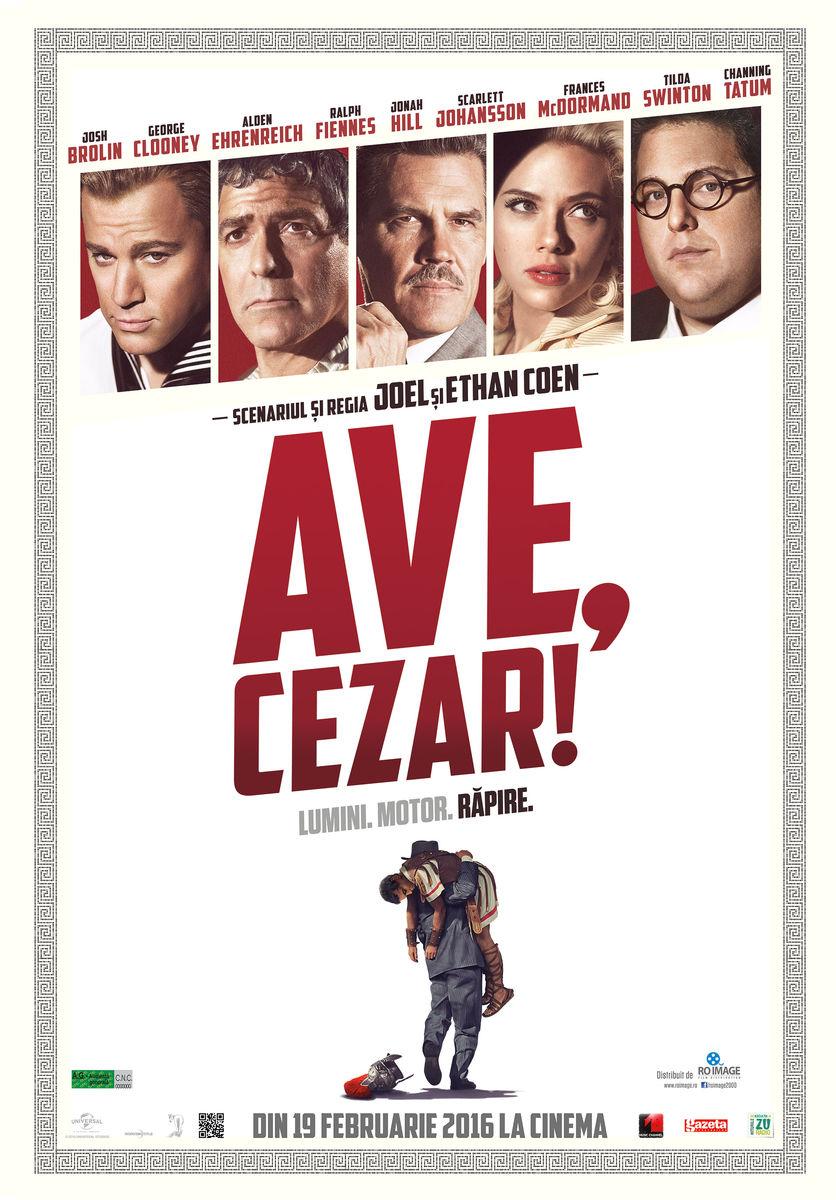 Ave, Cezar! / Hail, Caesar! (Premiera)