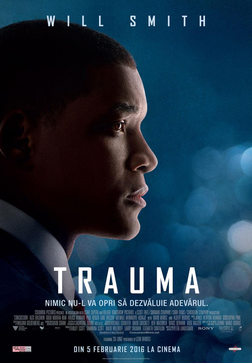 Trauma / Concussion (Premiera)