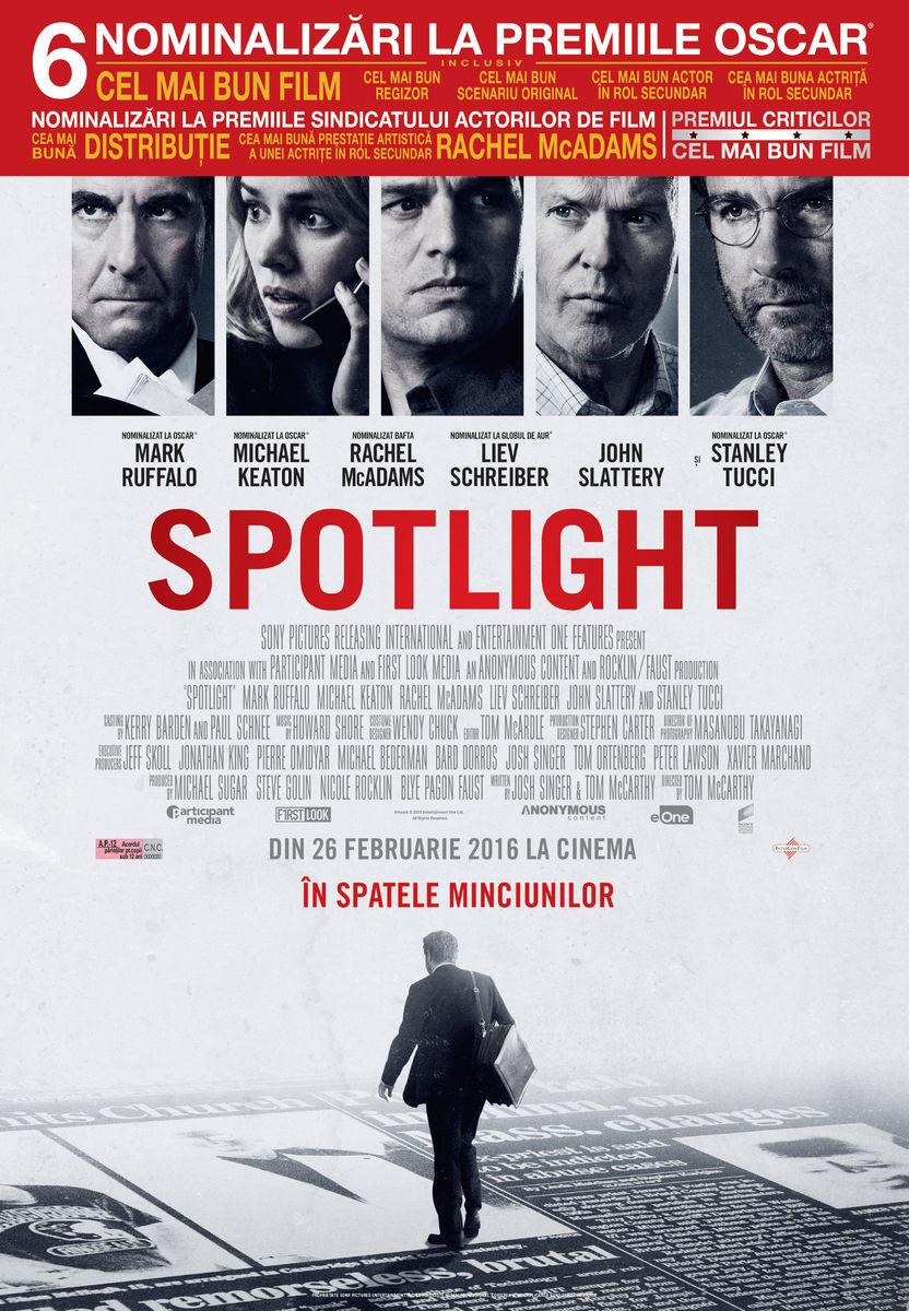 Spotlight (Premiera)