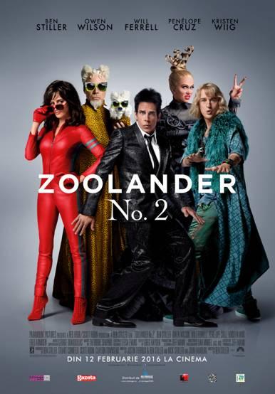 Zoolander 2 (Premiera)