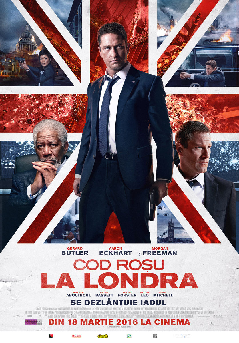 Cod rosu la Londra / London Has Fallen (Premiera)