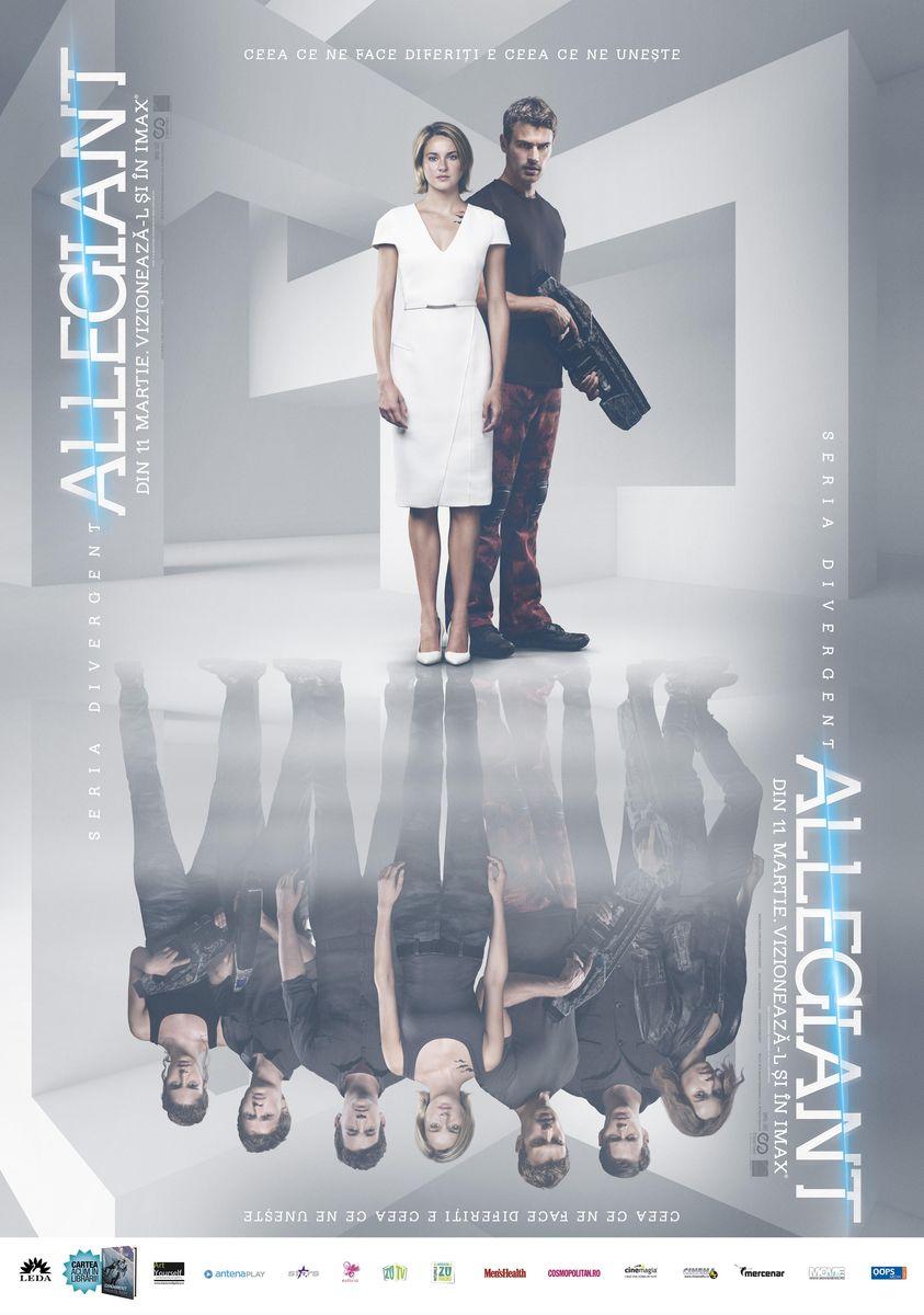 Seria Divergent: Allegiant / The Divergent Series: Allegiant (Premiera)