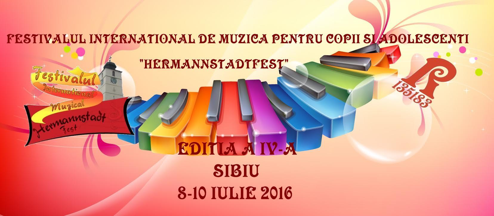 Festivalul Internațional de Muzică pentru Copii și Adolescenți HermannstadtFest