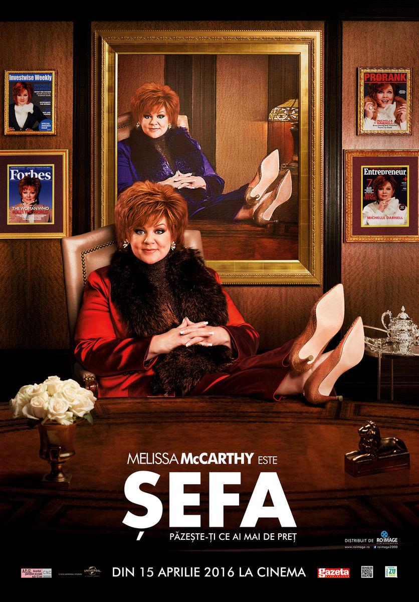 Sefa / The Boss (Premiera)