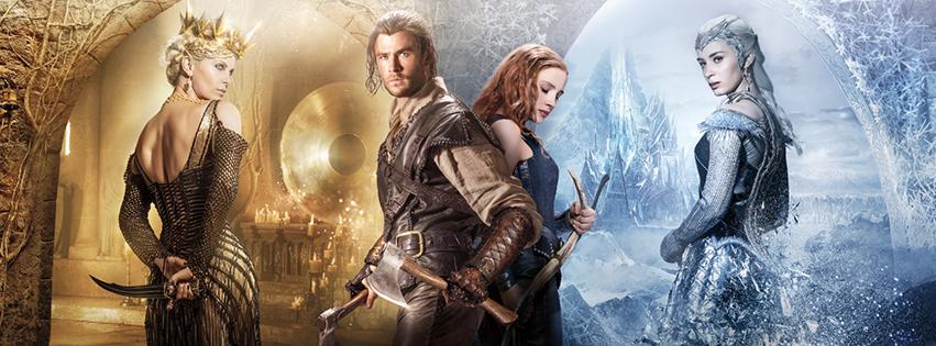 Razboinicul Vanator si Craiasa Zapezii – 3D / The Huntsman: Winter's War – 3D (Premiera)