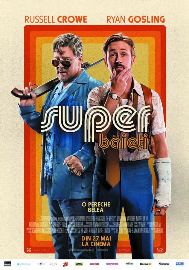 Super baieti / The Nice Guys (Premiera)
