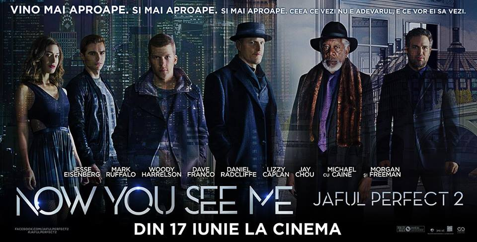 Now You See Me: Jaful perfect 2 / Now You See Me 2